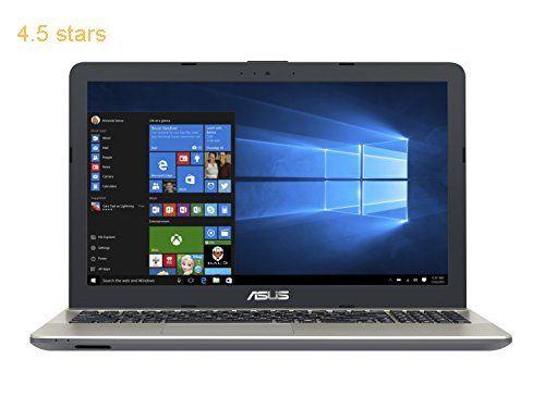 Asus X541UJ-GO063 15.6-inch Laptop (6th Gen i3-6006U/4GB/1TB/Endless/2GB Graphics) Chocolate Black