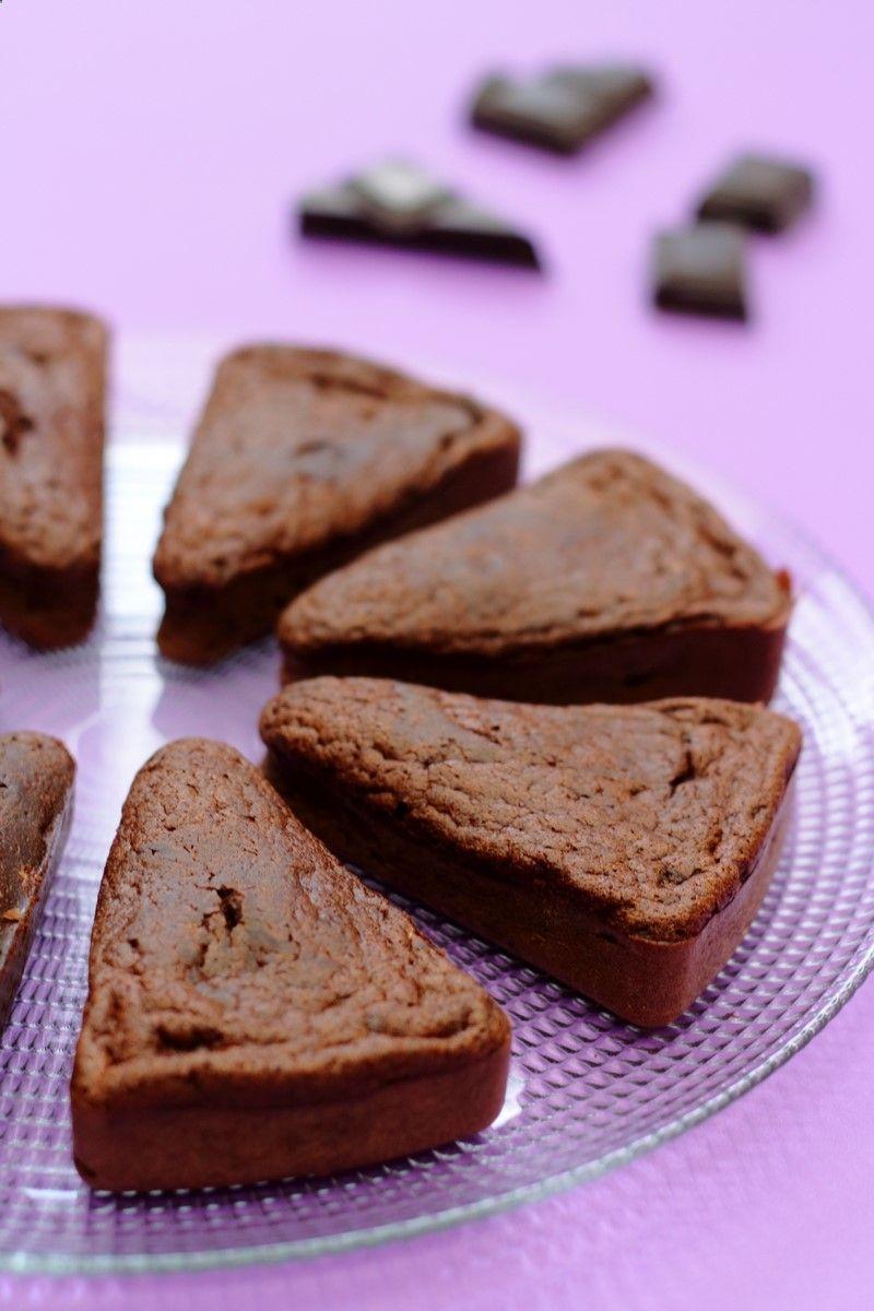 Fondant au chocolat sans beurre au fromage blanc - 4SP weight watchers
