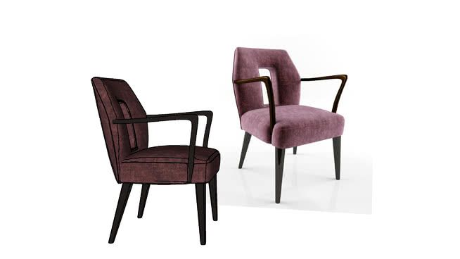 3 3d warehouse library sketchup in 2019 chair dining chairs rh pinterest com