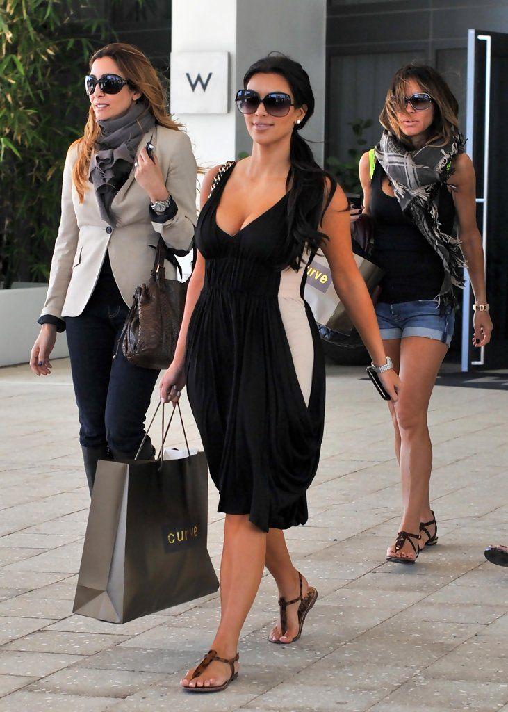 Kim Kardashian Photos Photos Eva Longoria Parker