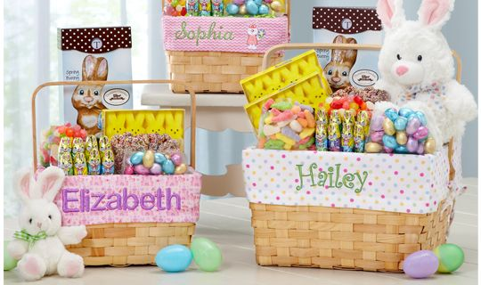 Personalized Easter Gifts and Baskets from PersonalCreations.com - 25% Off!