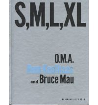 """""""S, M, L, XL"""" presents a selection of the remarkable visionary design work produced by the Dutch firm Office for Metropolitan Architecture (O.M.A.) and its acclaimed founder, Rem Koolhaas, in its first twenty years, along with a variety of insightful, often poetic writings."""