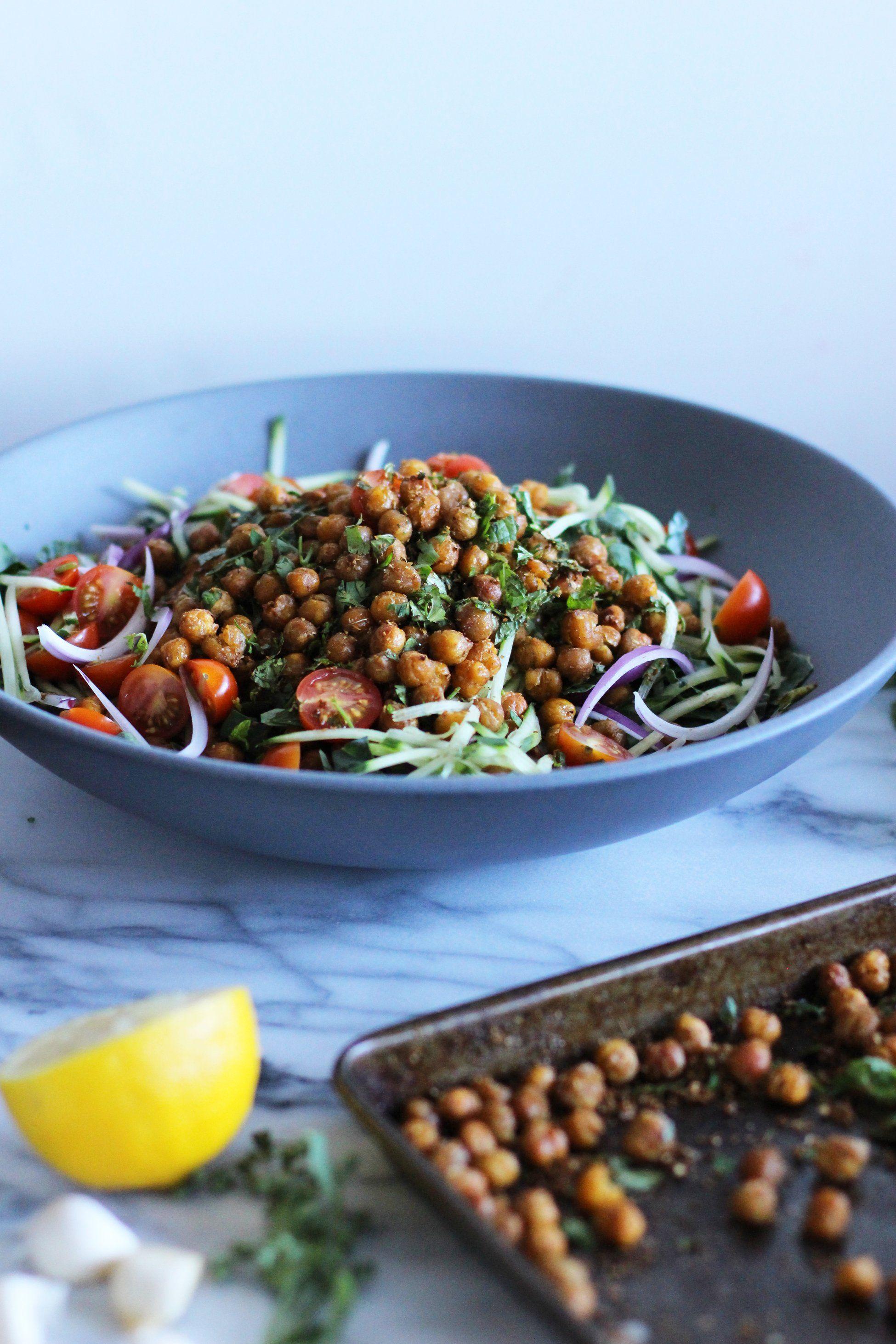 Pin By Dragana On Food Falafel Salad Cooking Garbanzo