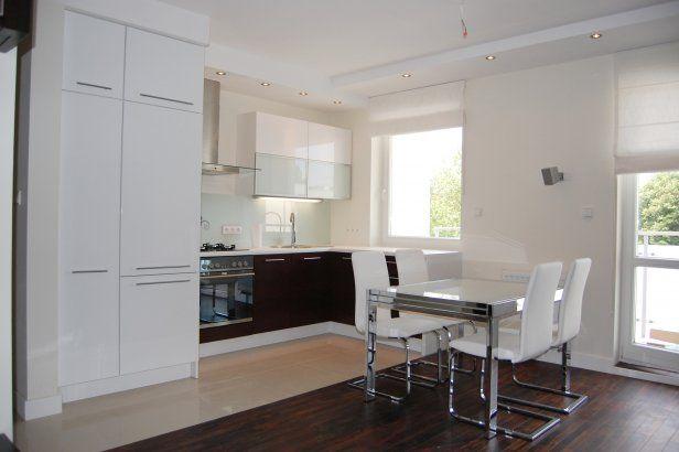 Otwarta Kuchnia Z Salonem W Bloku Szukaj W Google House