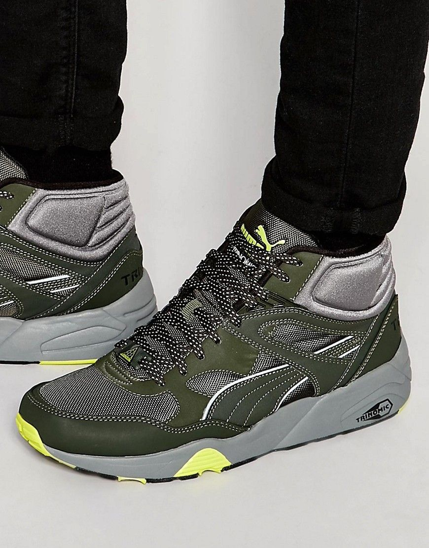 Image 1 of Puma R698 Winter Sneakers