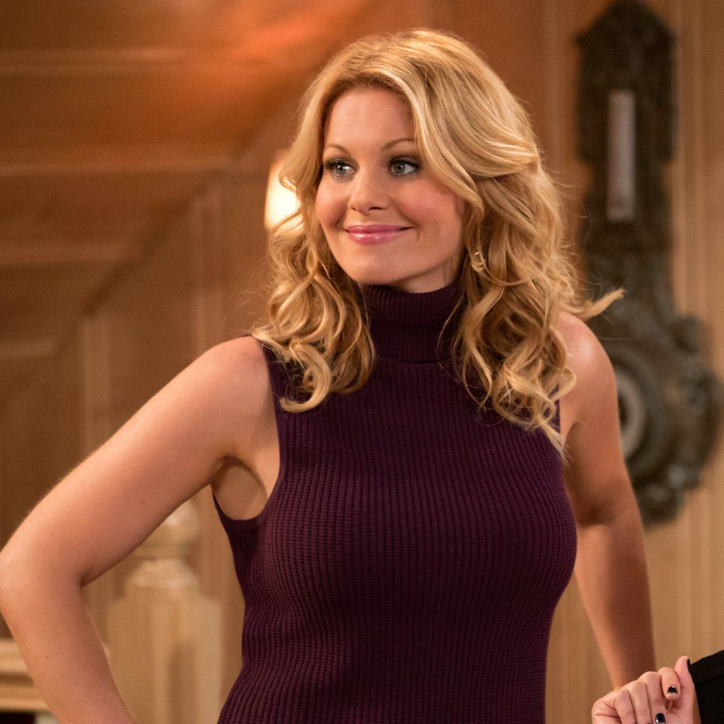 6 Things Candace Cameron Bure Revealed About Fuller House Season 2