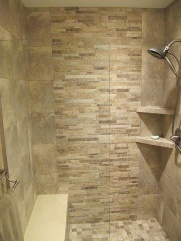 Shower room, with multiple shower heads is a must!! Will have one