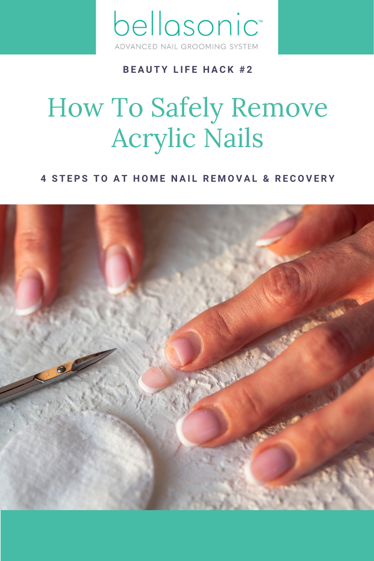 How To Remove Acrylic Nails At Home In 2020 Remove Acrylic Nails Acrylic Nails Nails At Home