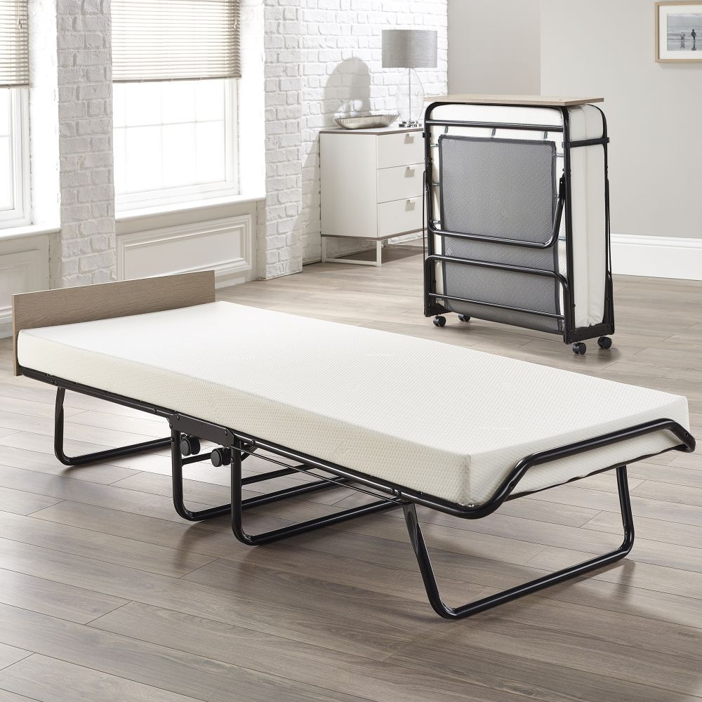 Fold Up Guest Visitor Compact Bed Folding Single Breathable Mattress Sofachair b