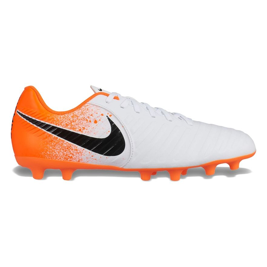 Nike Legend 7 Club Men S Multi Ground Soccer Cleats Size 11 5 White Soccer Cleats Nike Shoes Size Chart Mens Nike Shoes