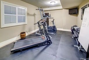 Home Improvement Archives Home Gym Design Zillow Digs Traditional House