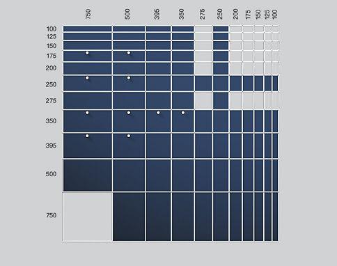 Usm Modular Furniture Size Chart Cool Objects Usm Usm Haller