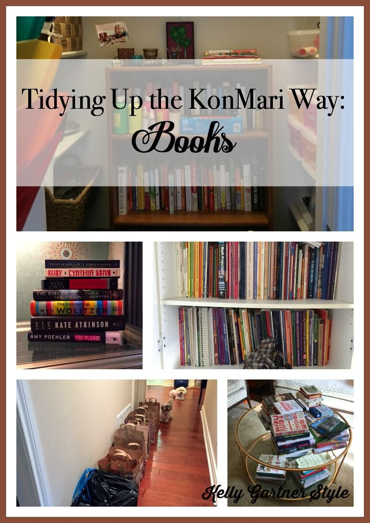 I M Tidying Up According To The Konmari Method Developed By Marie