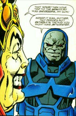 Darkseid And Heggra Comic Movies Darkseid New Gods