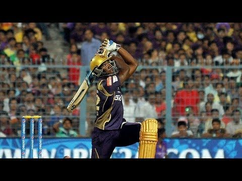 RUSSEL BATTING AT RCB IN IPL 2019GAINS | Match of the day ...