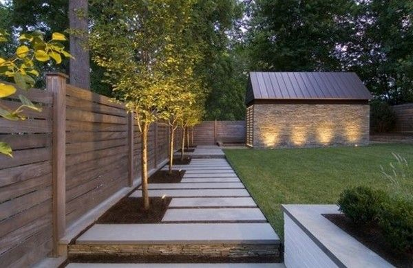 Holzzaun Designs - Schöne Exterieur Lösungen | Garten ...
