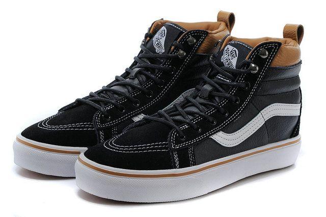 vans winter shoes mens