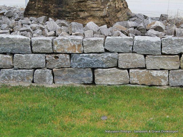 muschelkalk mauersteine - Google-Suche Gartendesign Pinterest - steine fur gartenmauer