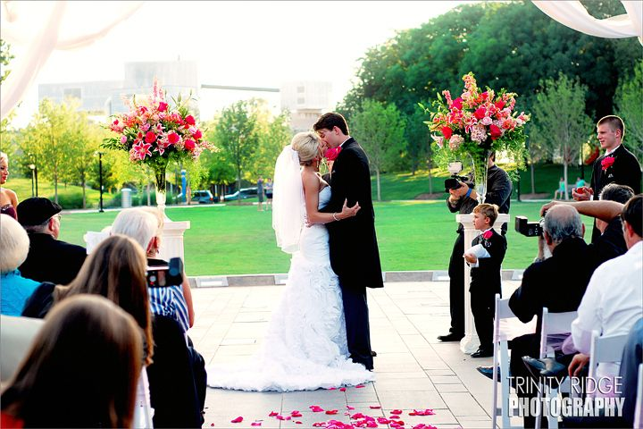 Oklahoma City Botanical Gardens Wedding – Oklahoma Wedding ...