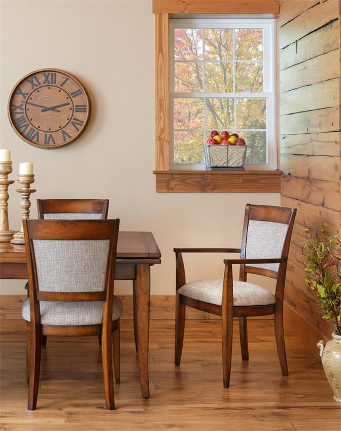 Seattle Upholstered Amish Dining Chair
