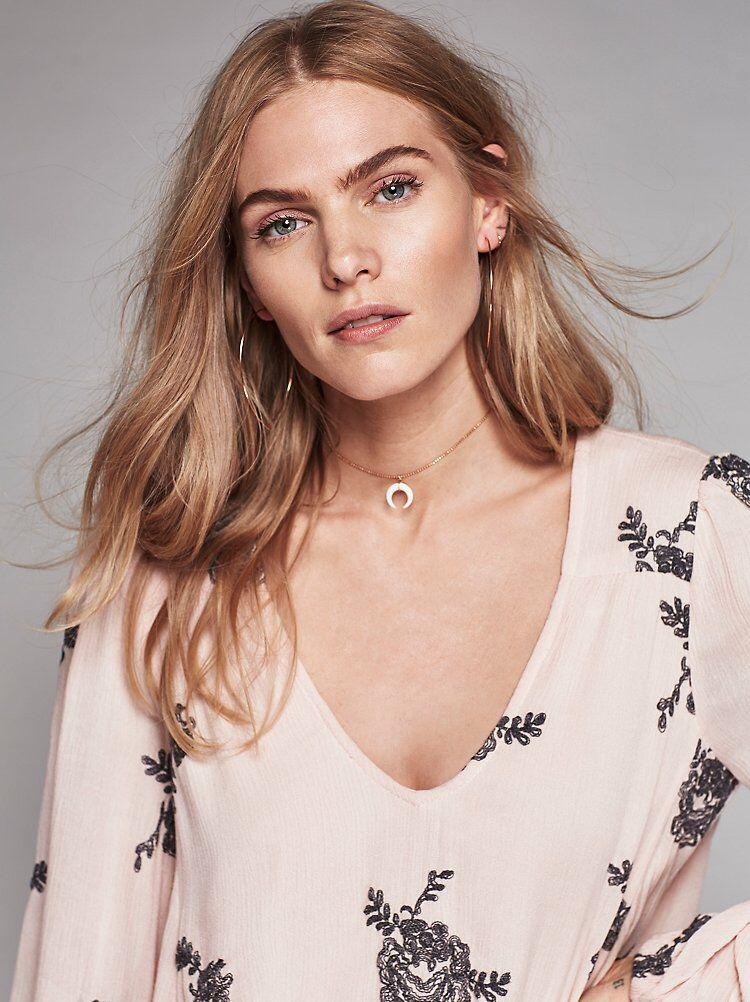 Embroidered Austin Dress from Free People!
