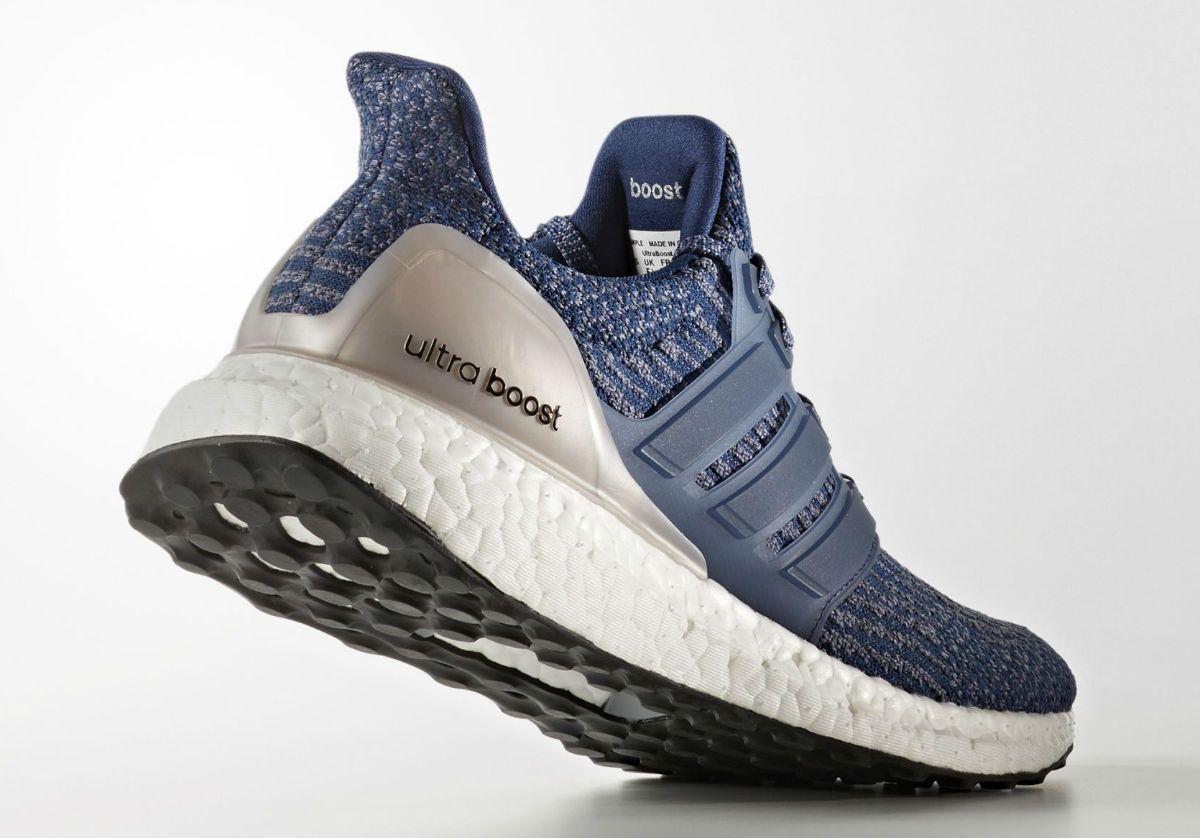 Adidas ultra promuovere donne mistero blu laterali ba8928 adidas