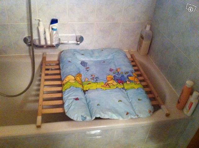Griglia per bagno + materassino x fasciatoio | misto | Pinterest ...