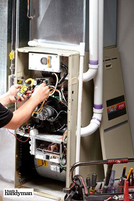 3 Easy Furnace Repairs High efficiency gas furnace