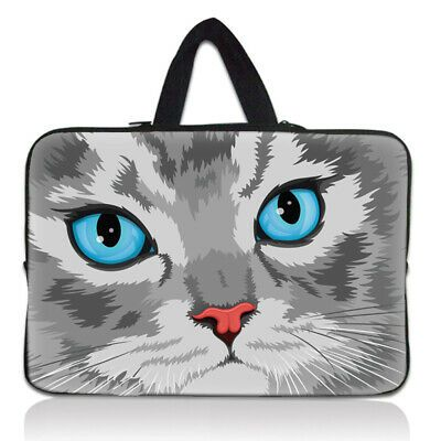 """(eBay Link)(Ad) Thinking Cat 12"""" Soft Carry Sleeve Bag"""