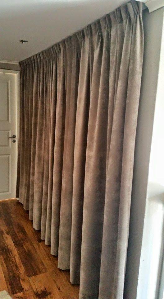 Draperi Garderob S 246 K P 229 Google Home Decor Home Decor