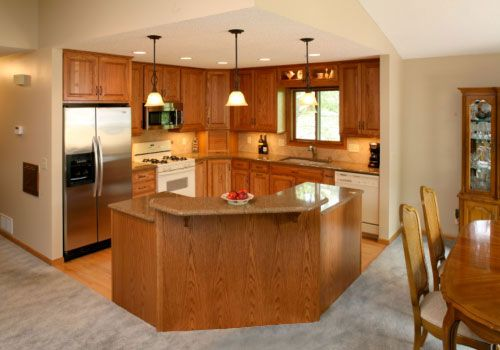 Kitchen Remodle Twin Cities Kitchen Remodeler Jet
