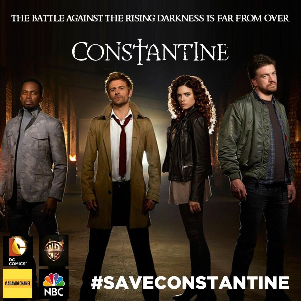 Adam Dechanel On Constantine Tv Show Constantine Tv Constantine