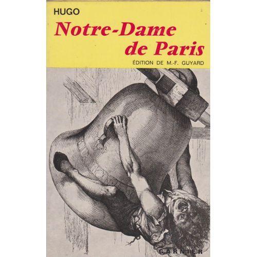 Notre-Dame de Paris, Victor Hugo. 9/11/16