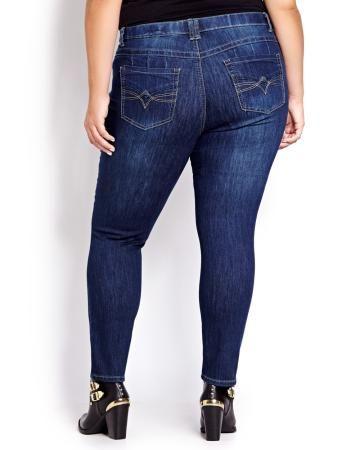 Petite Curvy Love & Legend Jeans