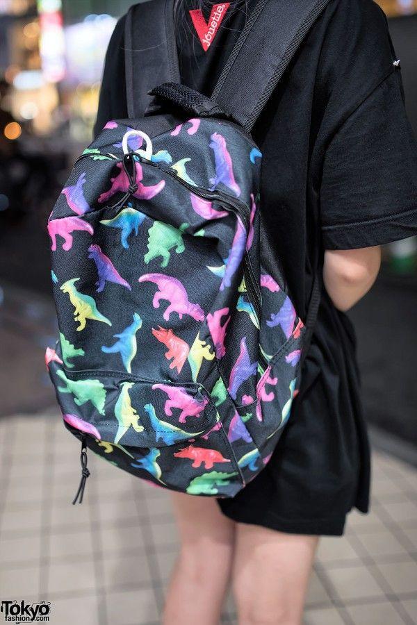 wego dinosaur backpack fashion v pinterest vision street