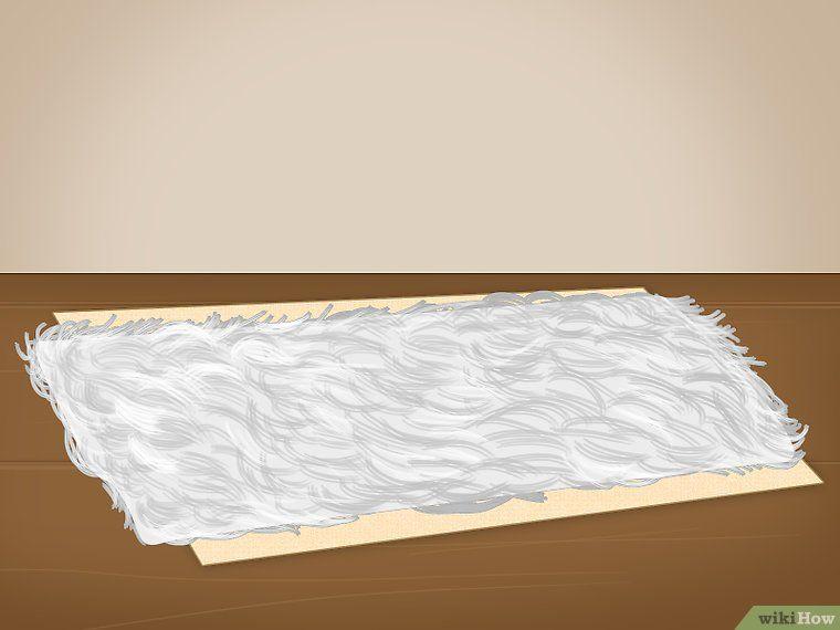 how to wash sheepskin rug