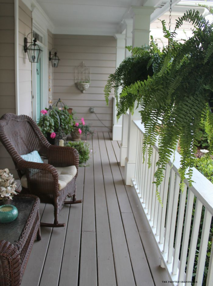 Best Behr Deckover Update How Our Porch Looks One Year Later 640 x 480