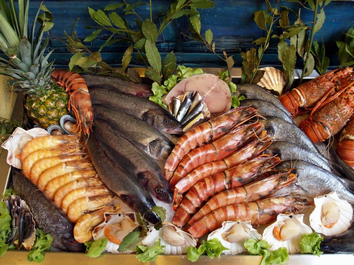 фото рыбных деликатесов считают, что