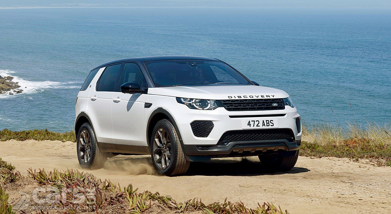 Land Rover Discovery Sport Landmark Edition celebrates