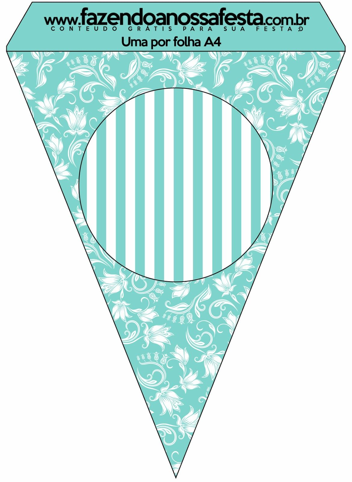 Tiffany´s Free Party Printables.   Oh My Fiesta! in ...