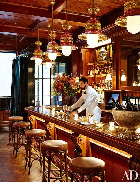 ralph lauren 39 s polo bar debuts in manhattan ralph lauren pinterest bar restaurant and bar. Black Bedroom Furniture Sets. Home Design Ideas
