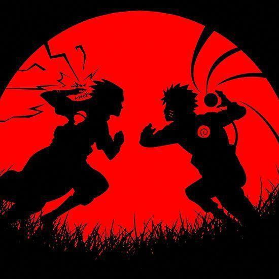 Red Moon Final Attack Available As T Shirts Hoodies Stickers Iphone Naruto Vs Sasuke Naruto Shippuden Anime Anime Naruto