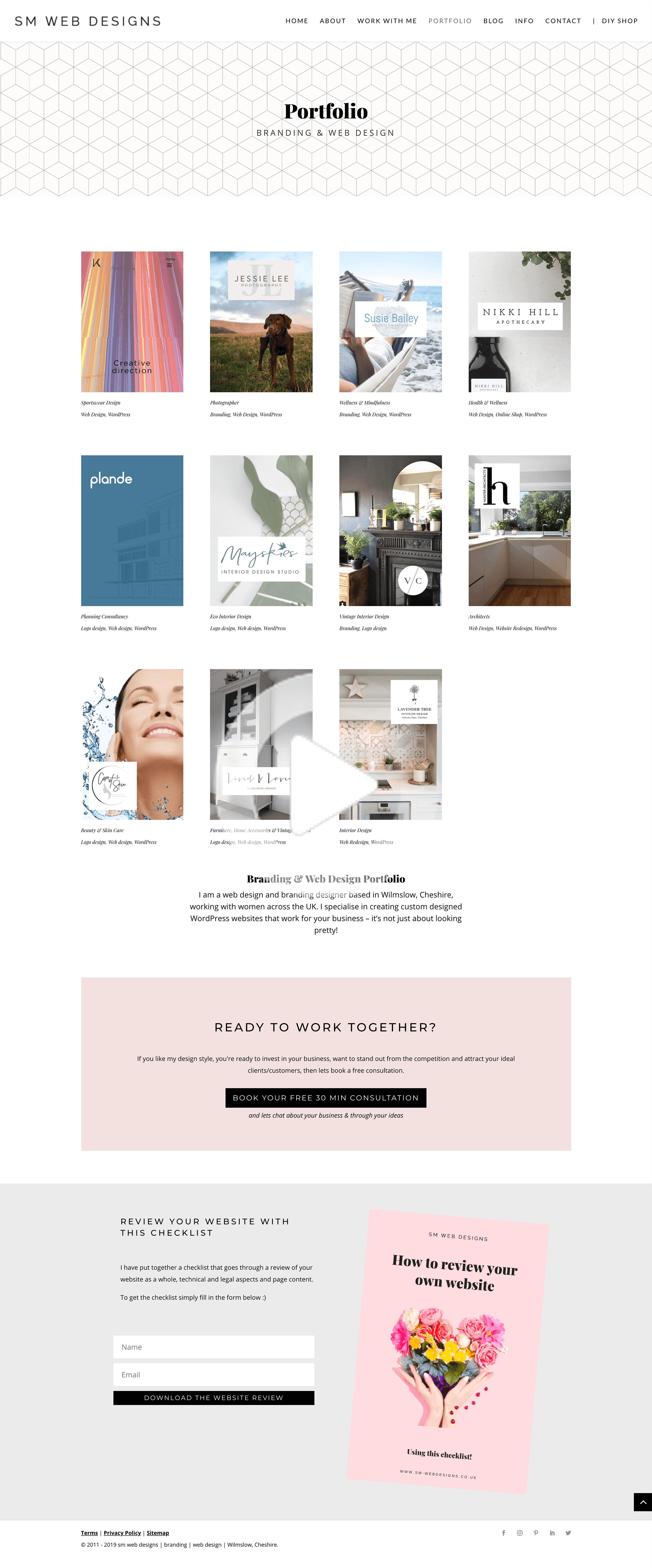 Branding And Web Design Portfolio In 2020 Portfolio Web Design Portfolio Design Ecommerce Web Design