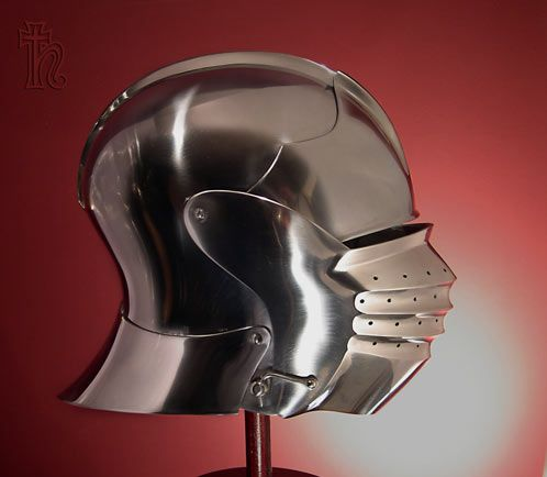 16th cent  Italian Sallet  One of the most beautiful helmets