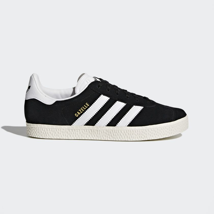 Gazelle Shoes | Black adidas trainers, Adidas gazelle, Sneakers