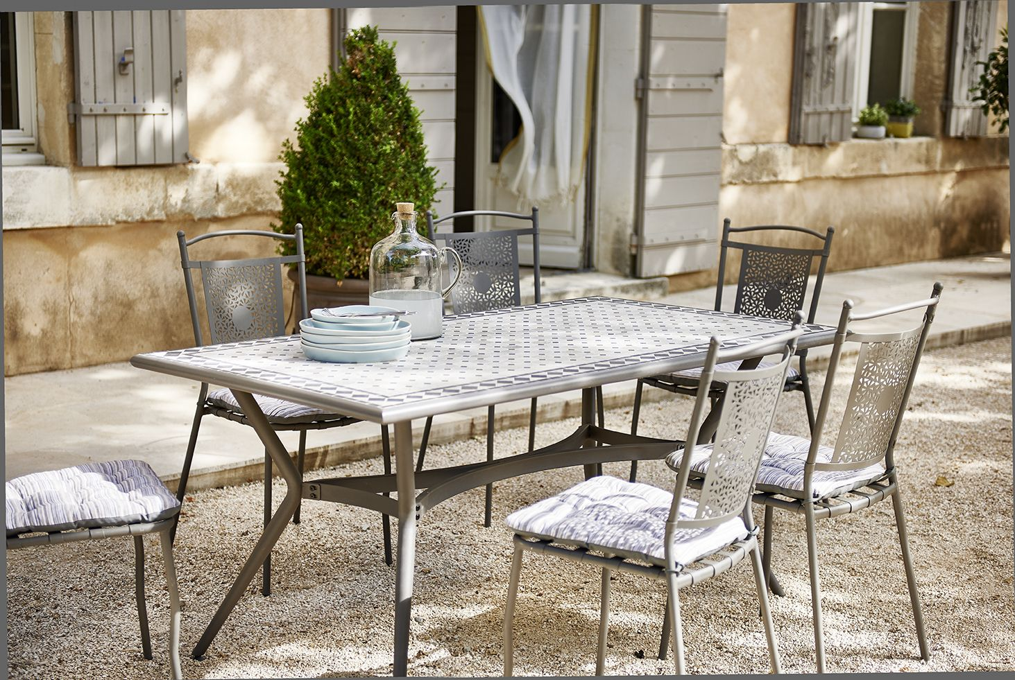 Epingle Par Intermarche Sur Plein Air 2017 Mobilier Jardin