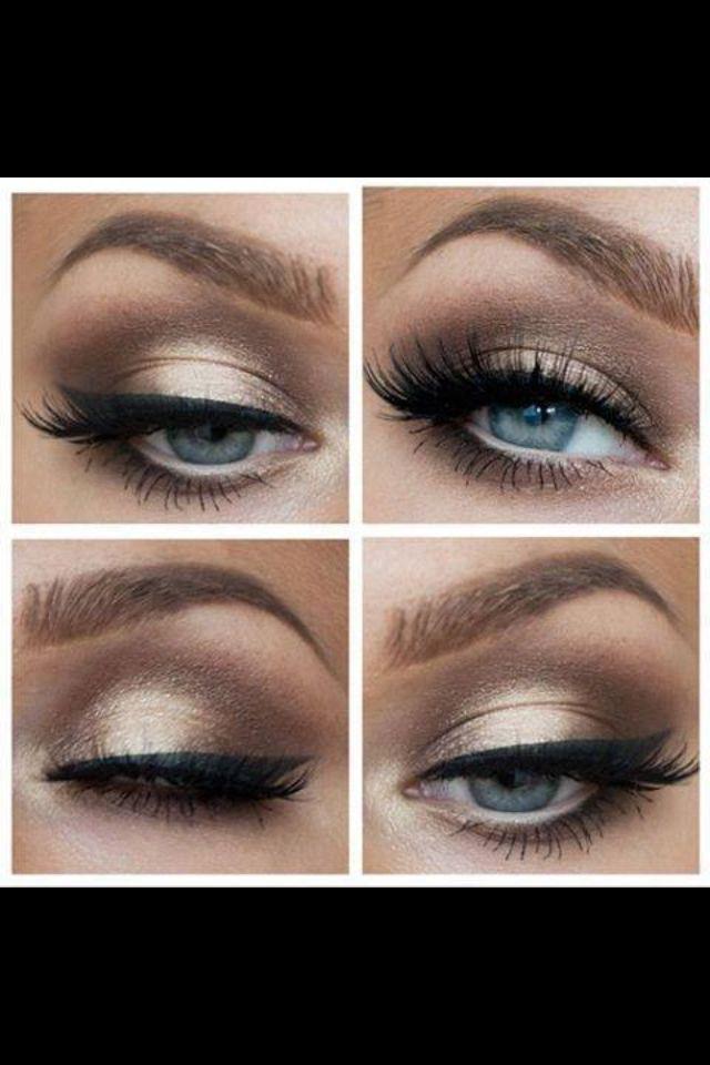 Wedding Day Eye Makeup Subtle Yet Beautiful Beauty Tips