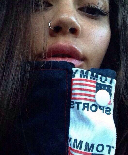 Lips Nose Piercing Eyelashes Piercing Nariz Mujer Piercings