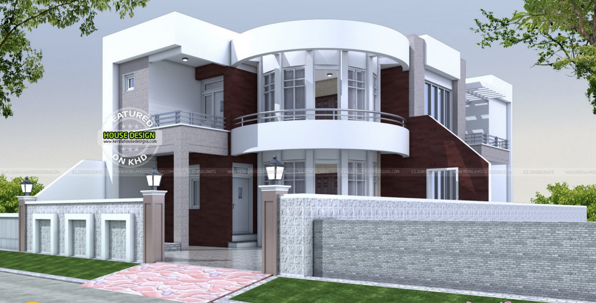 Pin by Sajid Tas on House | Kerala house design, Small ...