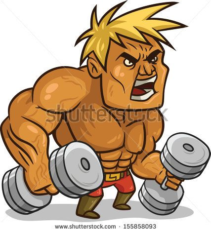 Funny cartoon bodybuilder clothes funny cartoons - Cartoon body builder ...